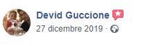 Recensione Facebook da David Guccione